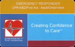 EFR - Erste Hilfe